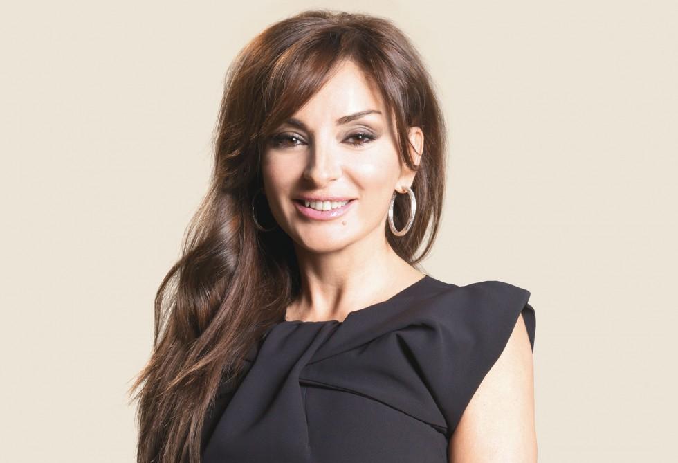 Первая леди азербайджана фотки