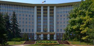 парламент молдова фото