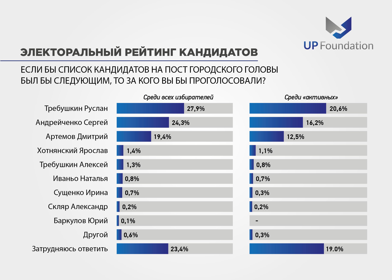 Местные выборы: Общественное мнение жителей Покровска и Мирнограда, фото-8