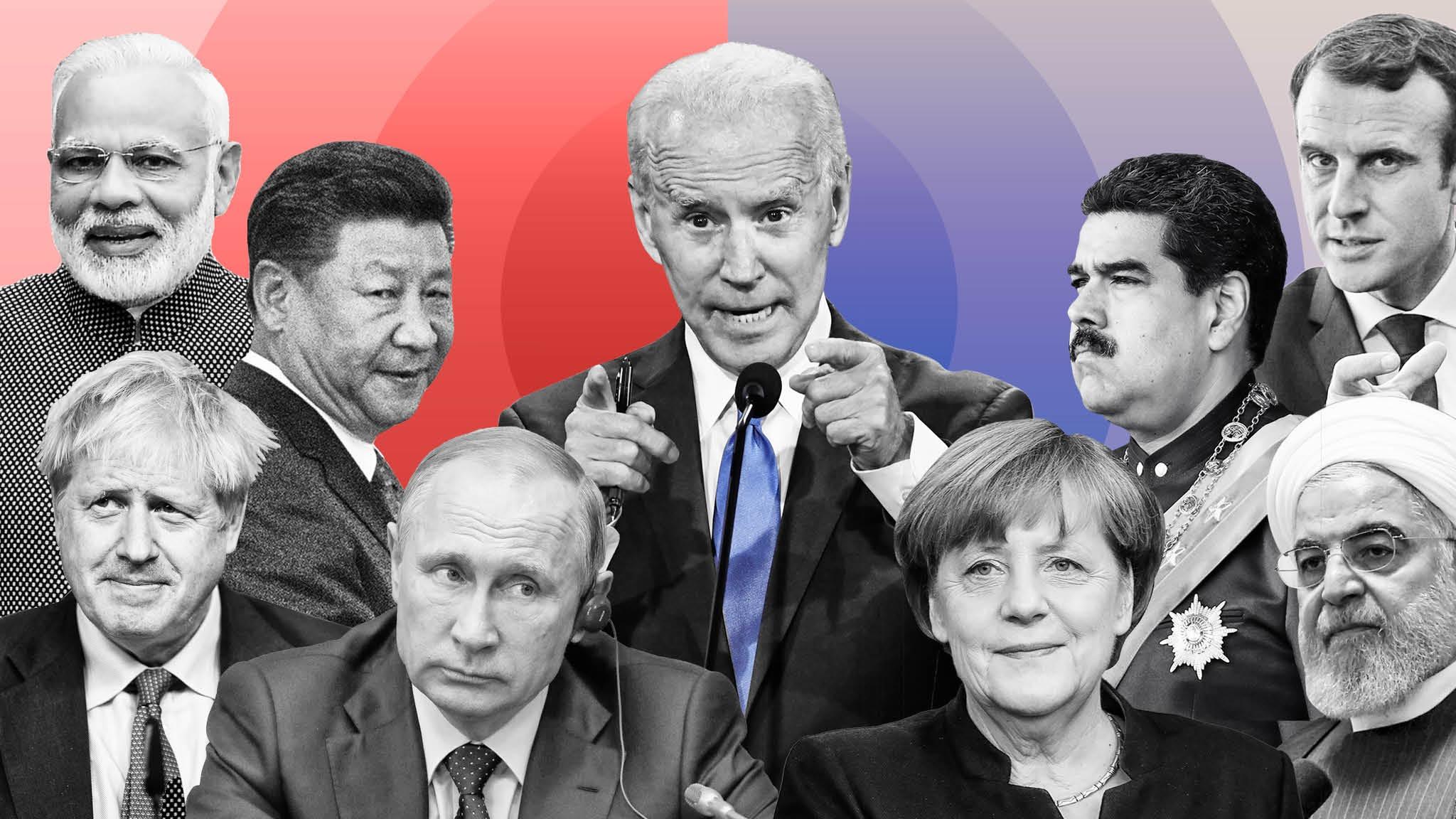 Мировые лидеры: